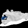 305MM Rear Fender - Navy Blue - Image 1 of 3