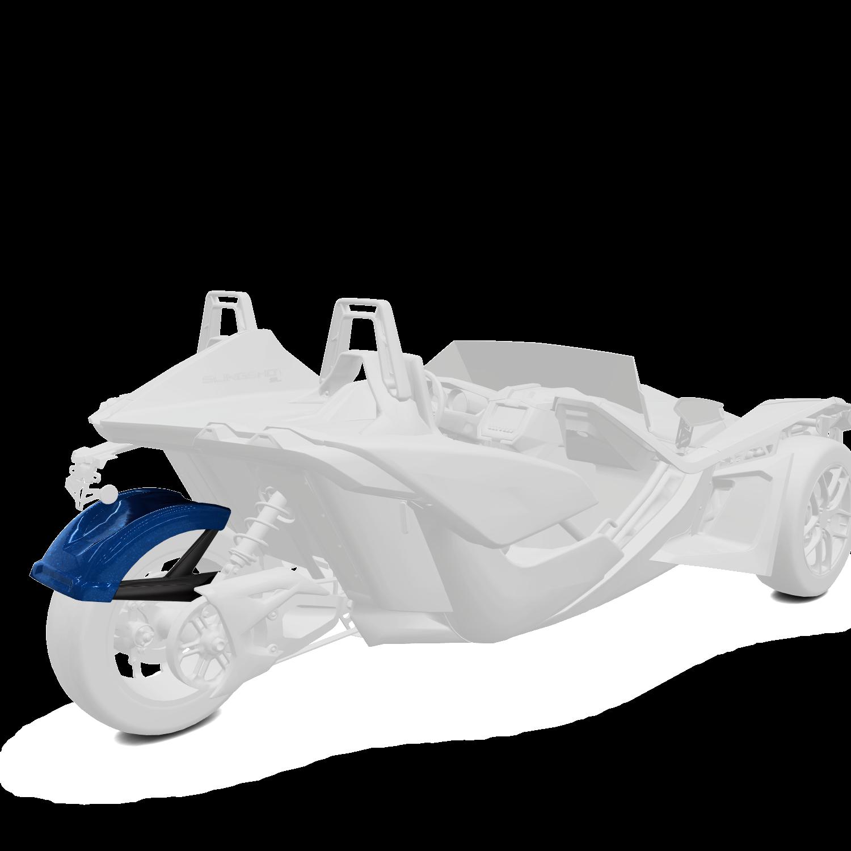 305MM Rear Fender - Navy Blue