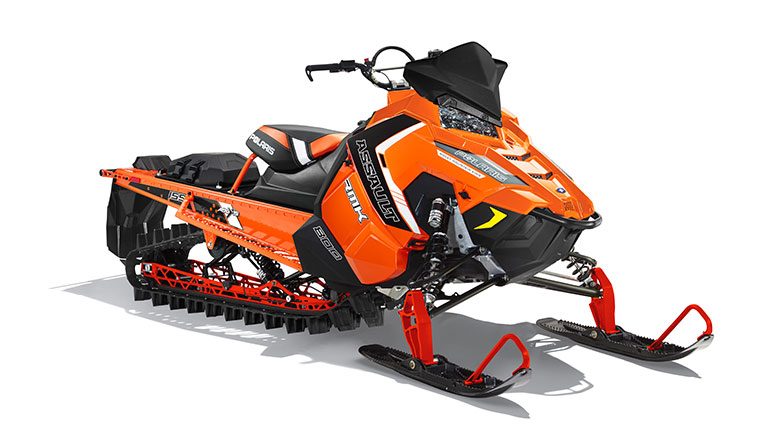 2016 Polaris 800 RMK Assault 155 3"