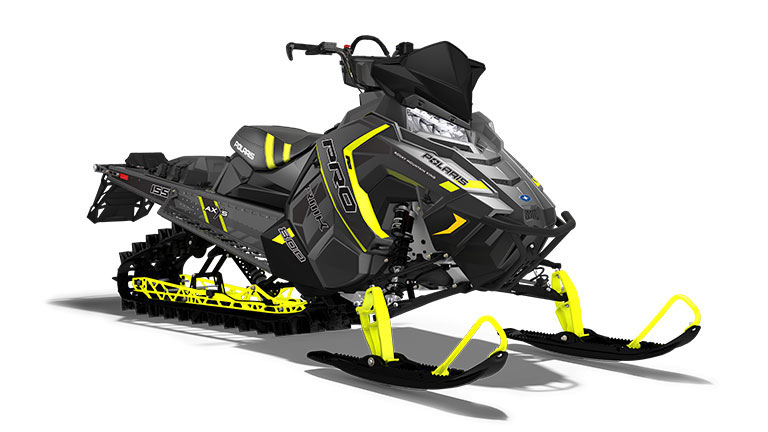800 PRO-RMK® 155 LE