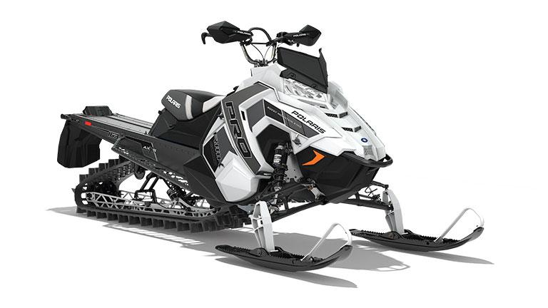 2018 Polaris Snowmobiles | Polaris