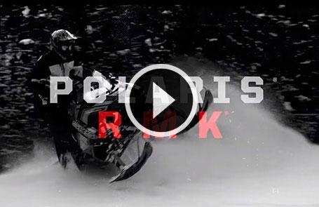 Publicité de la Polaris<sup>®</sup> RMK<sup>®</sup> de 2019