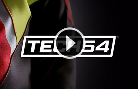 Born for More - TECH54 - All New Technical Riding Gear from Polaris in action