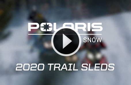 2020 Polaris Trail Performance Snowmobiles