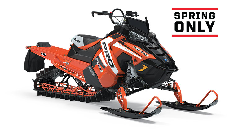850 PRO-RMK® 155