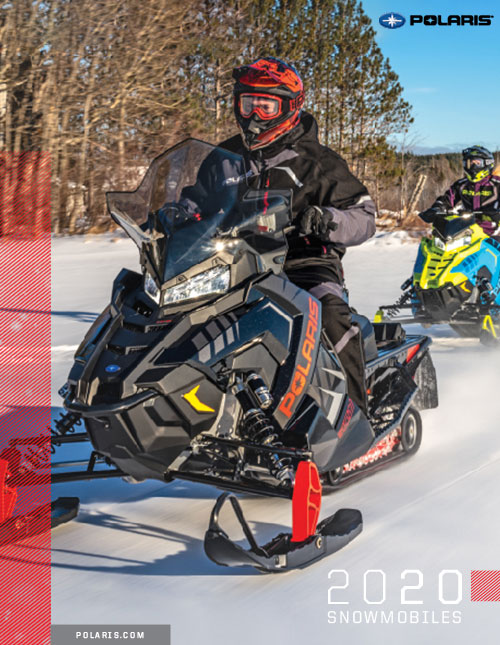 Snowmobile Brochure