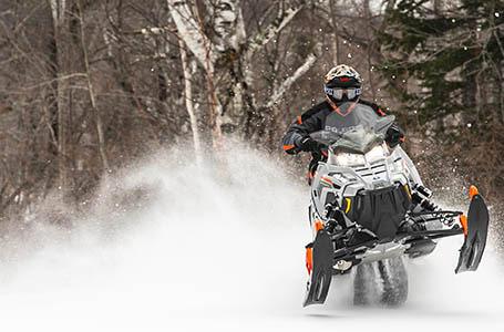 Rider Balanced Control