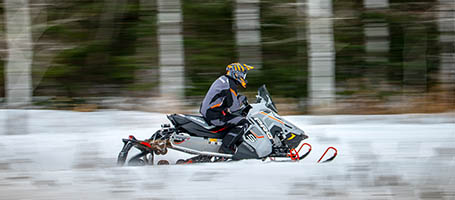 Switchback Snowmobiles - Crossover Sleds | Polaris EN-CA