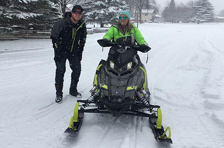 The Best Snowmobile