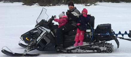 Polaris Snowmobiles Titan