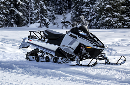Voyageur Sleds - For Work or Play | Polaris