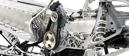 QuickDrive Low Inertia Drive System