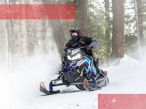 2020 Polaris RUSH PRO-S Snowmobiles | Polaris