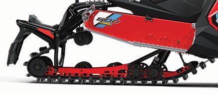 PRO-XC Rear Suspension with Polaris Race Technology