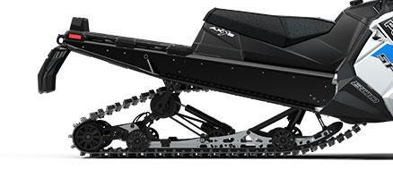 TITAN® Articulated Rear Suspension
