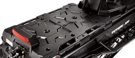 Plate-forme de rangement Lock & Ride Versa