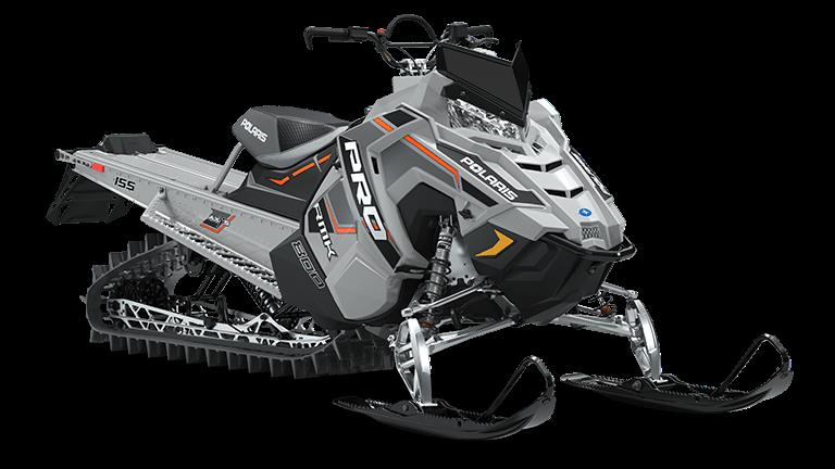 2020 Polaris PRO-RMK 155 Snowmobiles | Polaris Canada