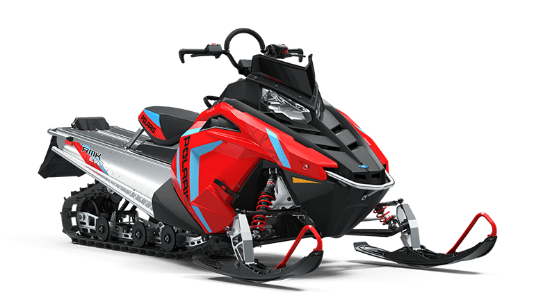 RMK<sup>®</sup> EVO ES 144 Indy Red