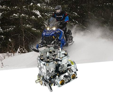 800 H O Cleanfire Engine Polaris Snowmobiles