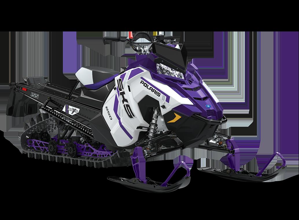Trailerable Snowmobile Snow Machine Sled Cover fits Polaris 800 Titan SP 155 2018 2019 2020