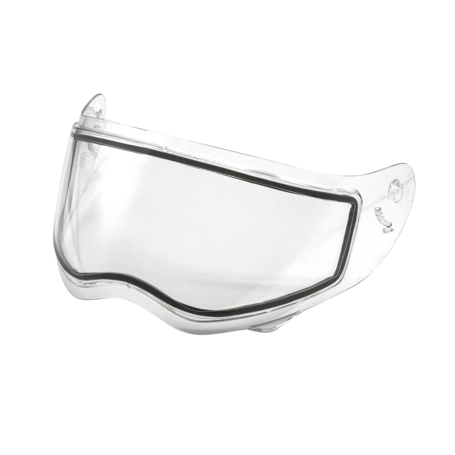 Double Lens for Modular Adult Helmet