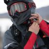 509® Altitude Adult Moto Helmet with Camera Mount, Matte Black Carbon - Image 3 de 5