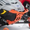AXYS Monarch Aluminum Front Bumper, Orange - Image 2 de 4