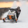 509® Altitude Adult Moto Helmet with Camera Mount, Orange - Image 3 de 5