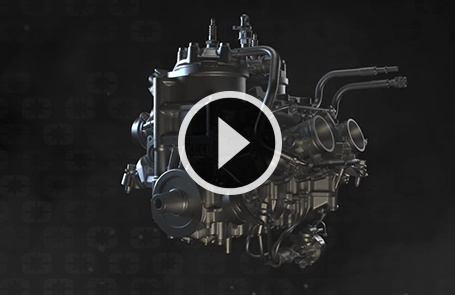 650 Patriot Engine