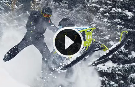 2020 Polaris® SnowCheck Commercial - Mountains