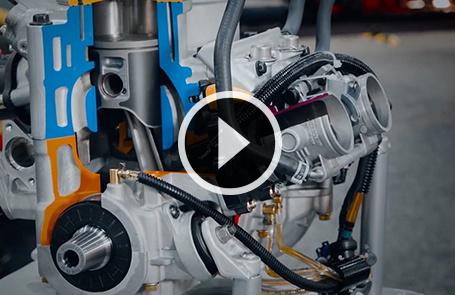 650 Engine Walkaround