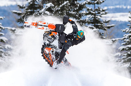 2020 Timbersled Snow Bike Lineup