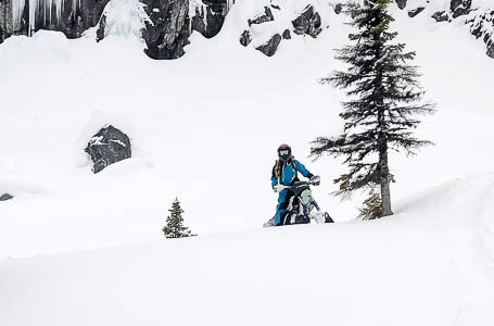2020 Timbersled Snow Bike Comparison: ARO vs. RIOT Experience
