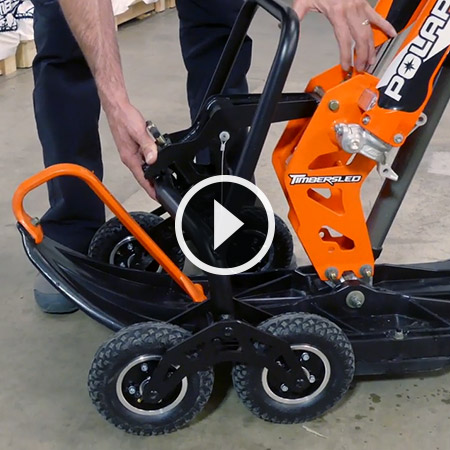 Pivot Dolly: Easy Maneuvering