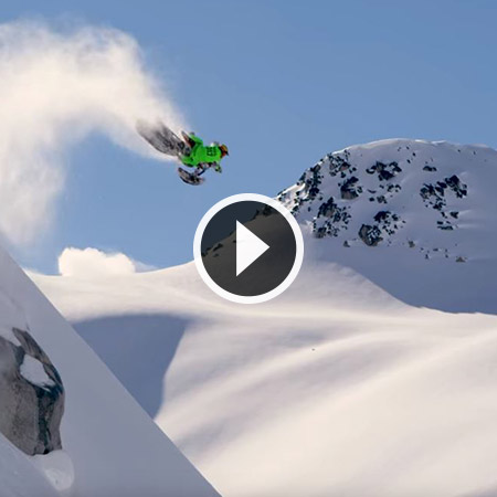"Red Bull<sup>®</sup> ""Powder Hounds"": Mini-Episode 1"