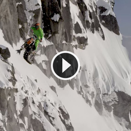 Red Bull<sup>®</sup> « Powder Hounds » : Mini-épisode 3
