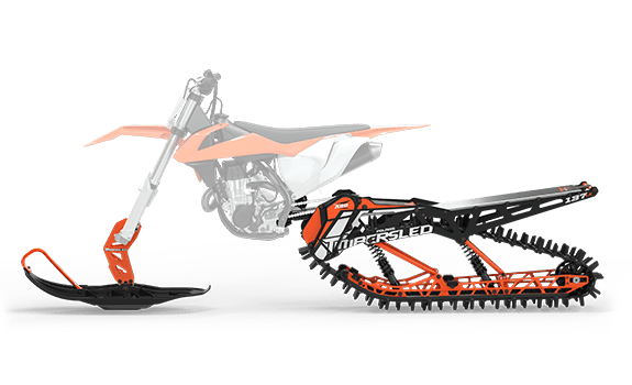 Timbersled ARO 137 LE Orange