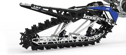 Timbersled ARO rear suspension