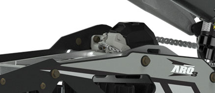 Molded Brake System