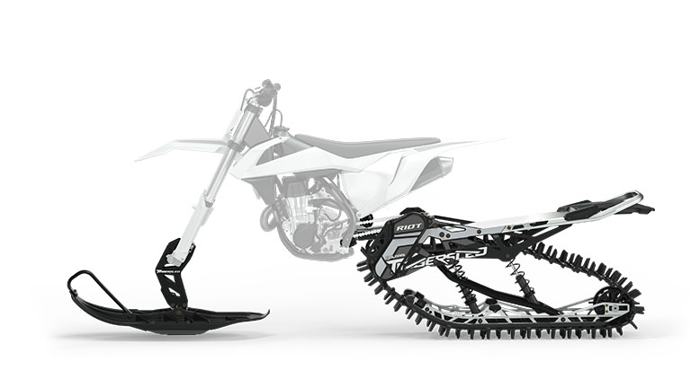 2020 Snow Bike Conversion Systems | Timbersled