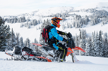 Timbersled Snow Bike 2021 Product Lineup